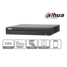 Dahua NVR2108HS-8P-4KS2 NVR, 8 csatorna, H265, 80Mbps rögzítési sávszélesség, HDMI+VGA, 2xUSB, 1x Sata, 8port PoE switch hub és switch