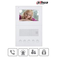 "Dahua VTH1200DS analóg video kaputelefon beltéri egység, 4,3"" LCD, 1x BNC, I/O, 24VDC kaputelefon"