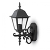 - Damas-L oldalfali lámpa IP44 (E27) - fekete