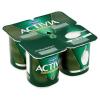 Danone Activia Pille élőflórás, natúr joghurt 4 x 125 g