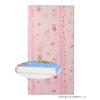 DANPOL Gyerek habszivacs matrac rózsaszín - különféle minta | Rózsaszín |