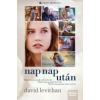 David Levithan Nap nap után - Filmes borítóval