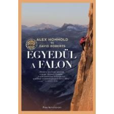 David Roberts, Alex Honnold Egyedül a falon hegymászó felszerelés
