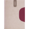 """DAYLINER Tárgyalási napló, B5, DAYLINER, """"Memphis"""", bézs-padlizsán"""