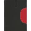 "DAYLINER Tárgyalási napló, B5, DAYLINER, ""Memphis"", fekete-piros"