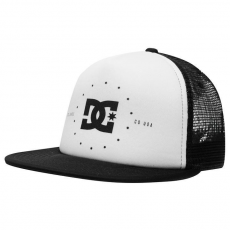 DC férfi baseball sapka - DC Stoxel Cap Black White