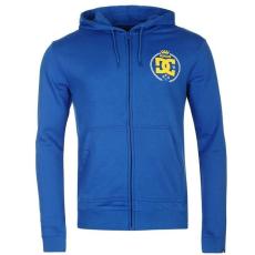 DC férfi kapucnis cipzáras pulóver - DC Sledge Zip Hoodie Blue