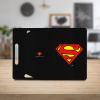 DC prémium tablet tok, Superman, fekete