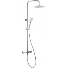 Deante Alpinia zuhanyoszlop termosztátos csapteleppel, króm fürdőszoba kiegészítő
