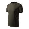 DEDRA BH5TA-XXL férfi rövid ujjú póló xxl, army, 100% pamut