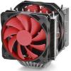 Deepcool CPU Cooler - ASSASSIN II (18,2-27,3dB; max. 119,06 m3/h; 4pin csatlakozó; 8 db heatpipe, 1x12cm, 1x14cm, PWM)