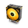 Deepcool CPU Cooler - GAMMAXX GT TGA (17,8-27dB; max. 95,99 m3/h; 4pin csatlakozó; 4 db heatpipe, 12cm, PWM)