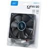Deepcool Xfan 120 hűtő ventilátor (120 mm, 1300 rpm, 26 dB)
