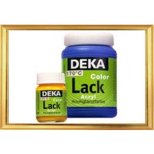 Deka Color Lack, fényes akrilfesték, 25ml, pipacs akrilfesték