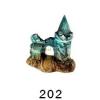 Dekoráció T202 vár átúszós