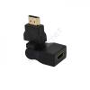 delight HDMI toldó adapter elforgatható csatlakozóval 05736