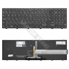 Dell 01K9TG gyári új fekete magyar háttérvilágításos laptop billentyűzet