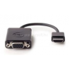 Dell Adapter - HDMI to VGA (470-ABZX)