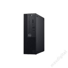Dell DELL PC Optiplex 3060 SF, Intel Core i5-8500 (3.00GHz), 8GB, 256GB SSD, Win 10 Pro asztali számítógép