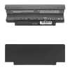 Dell Inspiron 04YRJH laptop akku 9 cella 6600mAh