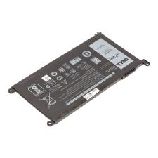 Dell Latitude 3480 laptop akkumulátor, gyári új, 3 cellás (3500mAh) toshiba notebook akkumulátor