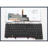 Dell Latitude E5430 trackpointtal (pointer) háttérvilágítással (backlit) fekete magyar (HU) laptop/notebook billentyűzet