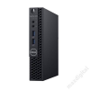 DELL NB-PC Com. DELL PC Optiplex 3060 Micro, Intel Core i5-8500T (2.10GHz), 4GB, 128GB SSD, WLAN, Win 10 Pro