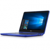 Dell Notebook DELL Inspiron 3168, Core N3710 (2.56GHz), Intel HD, 1x4GB DDR4, 128GB SSD, Win10, 11.6in 1366x768 Touch, 802.11