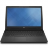 Dell Notebook DELL Vostro 3568, Core i5 7200U (3.1GHz), 8GB, 256GB SSD, 15.6 FHD (1920x1080) AntiGlare, Intel HD, Cam  Mic, DVD RW, WLAN + BT, HU keyboard, 4 Cell, W10Pro, Black, 3y CarryIn