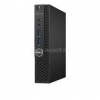 Dell Optiplex 3050 Micro | Core i5-7500T 2,7|4GB|256GB SSD|0GB HDD|Intel HD 630|W10P|3év (3050MIC_229459_4MGB_S)