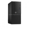Dell Optiplex 3050 Mini Tower | Core i3-7100 3,9|8GB|500GB SSD|2000GB HDD|Intel HD 630|NO OS|3év (N009O3050MT_UBU_8GBS500SSDH2TB_S)