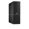 Dell Optiplex 3050 Small Form Factor | Core i3-7100 3,9|4GB|500GB SSD|0GB HDD|Intel HD 630|NO OS|3év (1813050SFFI3UBU1_S500SSD_S)