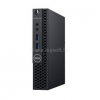 Dell Optiplex 3060 Micro | Core i3-8100T 3,1|12GB|0GB SSD|1000GB HDD|Intel UHD 630|W10P|3év (N016O3060MFF-PD_12GBH1TB_S)