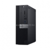 Dell Optiplex 5060 Small Form Factor | Core i5-8500 3,0|8GB|500GB SSD|2000GB HDD|Intel UHD 630|MS W10 64|5év (5060SF_257944_W10HPS500SSDH2TB_S)