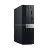 Dell Optiplex 7060 Small Form Factor | Core i7-8700 3,2|16GB|120GB SSD|2000GB HDD|Intel UHD 630|W10P|5év (7060SF_257974_16GBW10PS120SSDH2TB_S)