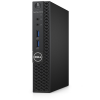 Dell PC Optiplex 3050 Micro, Intel Core i5-7500T (2.70GHz), 4GB, 500B HDD, WLAN, Win 10 Pro