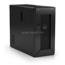 Dell PowerEdge Mini T20 2X500GB SSD 4TB HDD Xeon E3-1225v3 3,2|12GB|1x 4000GB HDD|2x 500 GB SSD|NO OS|3év szerver