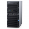 Dell PowerEdge T130 Tower H330 | Xeon E3-1220v6 3,0 | 8GB | 1x 1000GB SSD | 2x 2000GB HDD | nincs | 3év (PET130_256482_S1000SSDH2X2TB_S)