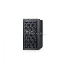 Dell PowerEdge T140 Tower H330 1x E-2246G 1x 365W iDRAC9 Express 4x 3,5 | Intel Xeon E-2246G 3,6 | 8GB DDR4_ECC | 2x 120GB SSD | 1x 1000GB HDD szerver
