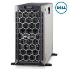 Dell PowerEdge T440 Tower H730P+ 1x 4208 2x 495W iDRAC9 Enterprise 8x 3,5 | Intel Xeon Silver-4208 2,1 | 16GB DDR4_RDIMM | 2x 1000GB SSD | 1x 2000GB HDD szerver