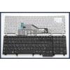 Dell Precision M6700 fekete magyar (HU) laptop/notebook billentyűzet