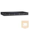 DELL SRV DELLEMC Networking - Switch N1548, 1U, 48x 1GbE + 4x 10GbE SFP+ fixed ports.