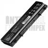 Dell TU211 2200 mAh 4 cella fekete notebook/laptop akku/akkumulátor utángyártott