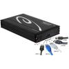 DELOCK 2.5 Külső merevlemezház SATA HDD > Multiport SuperSpeed USB 10 Gbps (USB 3.1 Gen 2) (legfelj