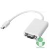 DELOCK 61766 fehér adapter displayport apa > VGA 15 pin anya (61766)