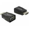 DELOCK ADAPTER HDMI-A DUGÓ > VGA HÜVELY(65902)