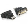 DELOCK adapter HDMI (M) - DVI-25 pin (F)
