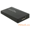 DELOCK Adapter USB 3.0 > Displayport (4K)