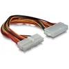 DELOCK ATX 24 pin hosszabbító kábel (22 cm)
