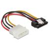 DELOCK Cable Power SATA HDD > Molex 4 pin male wit